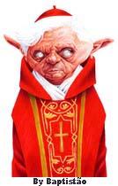 Papa Bendo XVI por Baptistão