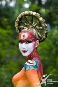 World Body Painting Festival 2008