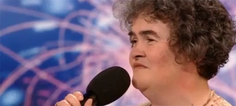 susan Uma nova surpresa no Britains Got Talent 2009 [UPDATE]