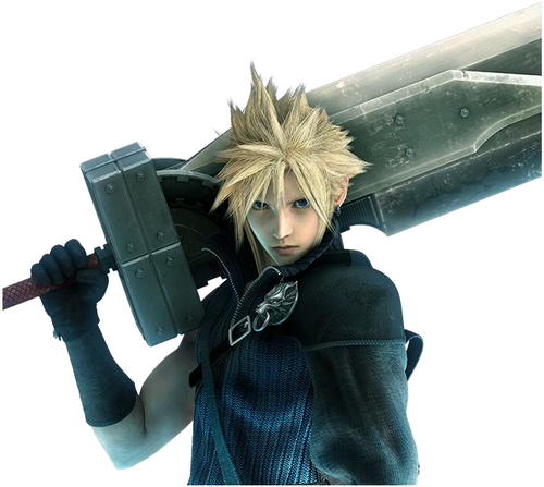 Cloud Strife - Final Fantasy VII