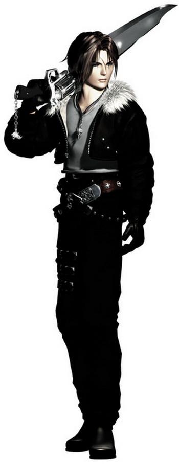 Squall Leonhart - Final Fantasy VIII