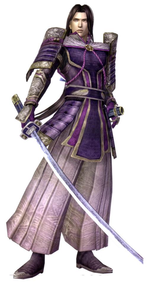 Mitsuhide Akechi - Samurai Warriors 2