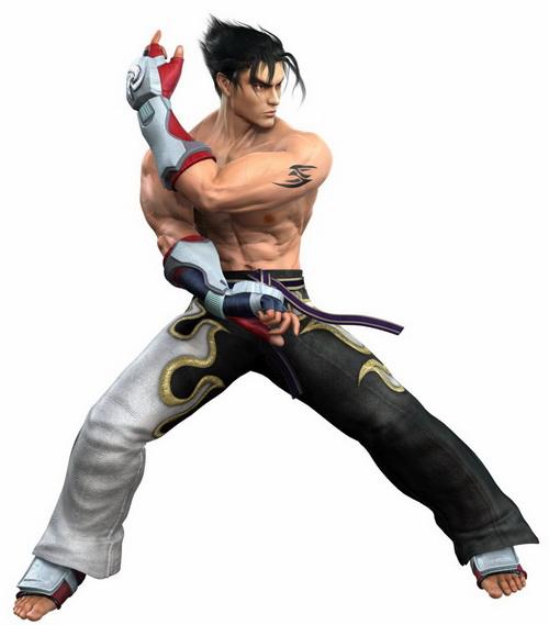 Jin Kazama - Tekken 5