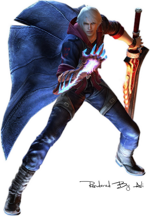 Nero - Devil May Cry 4