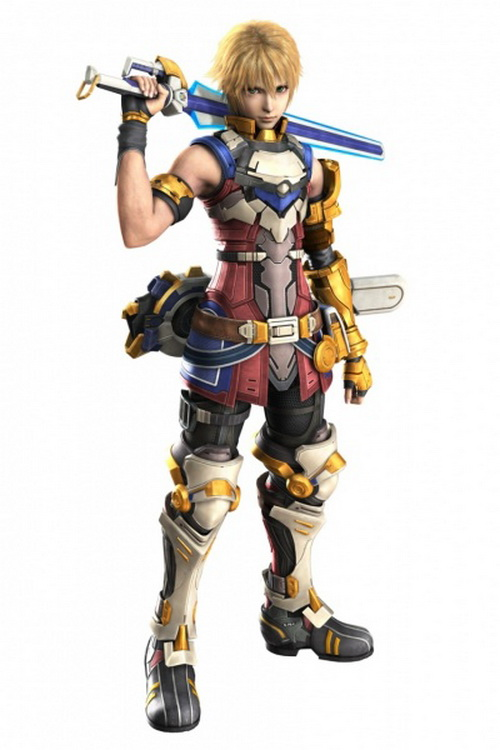 Edge Maverick - Star Ocean 4