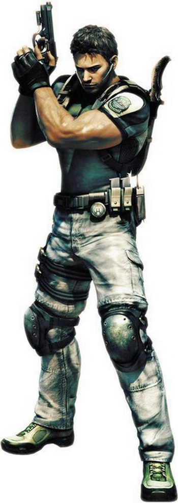 Chris Redfield - Resident Evil 5