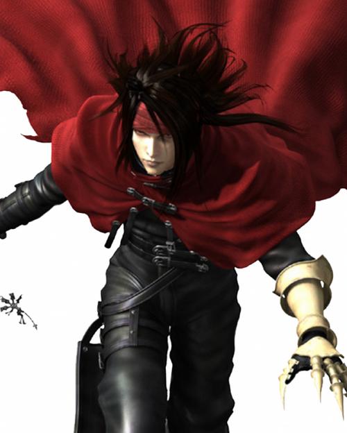 Vincent Valentine - Final Fantasy VII