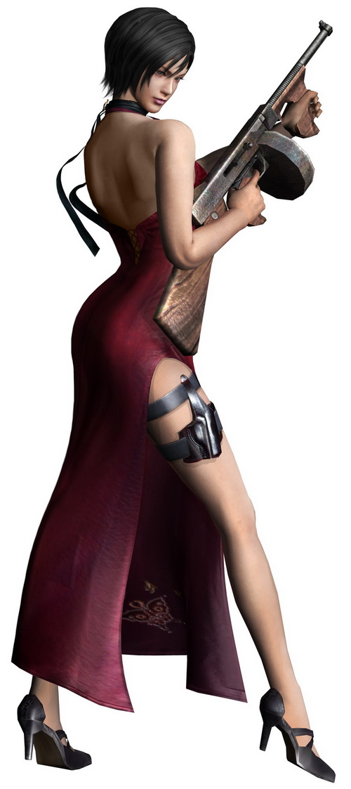 ada wong2 Top 20 personagens femininas mais bonitas dos games