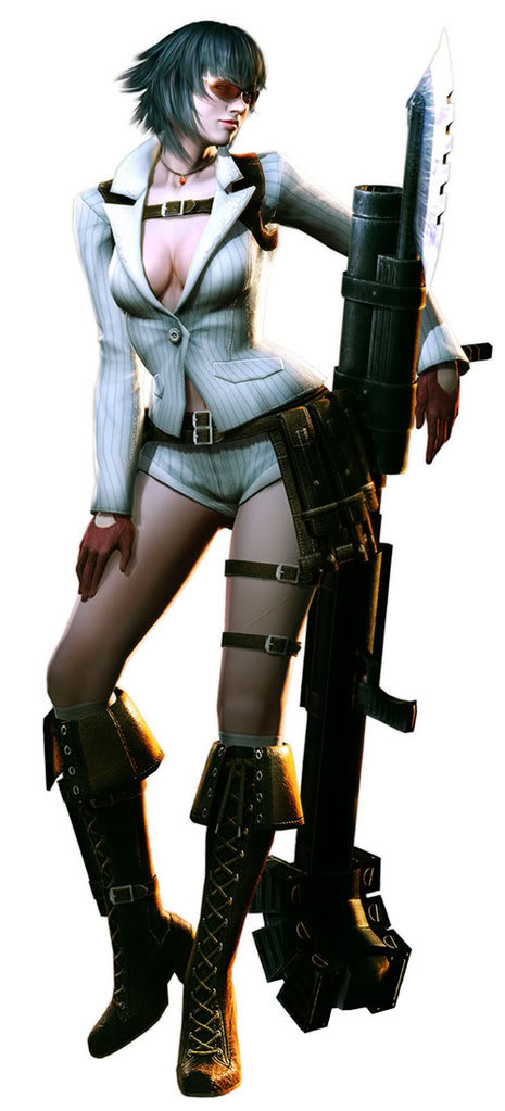 lady Top 20 personagens femininas mais bonitas dos games
