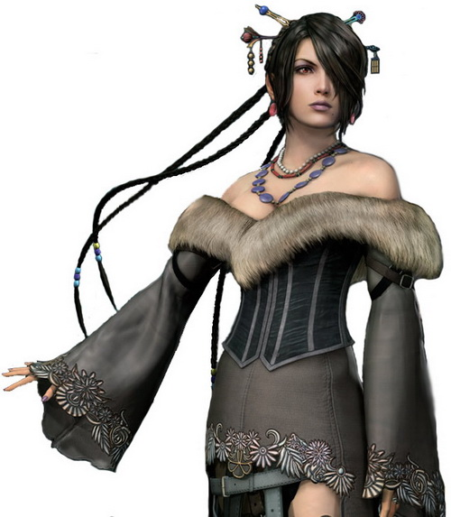 lulu ffx Top 20 personagens femininas mais bonitas dos games