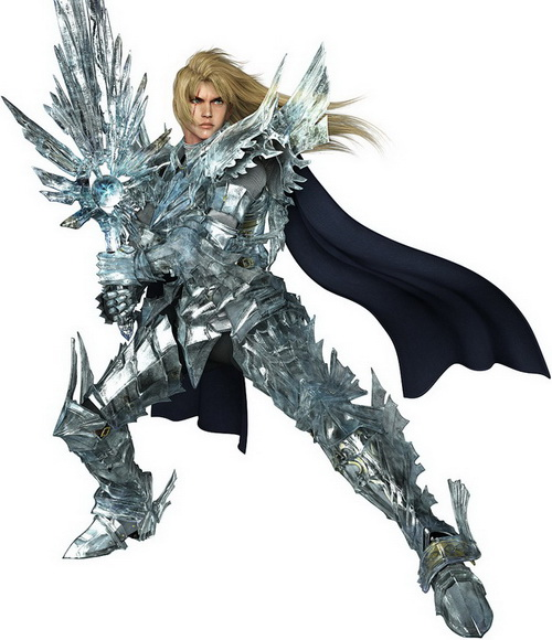 Siegfried Schtauffen - Soul Calibur 4