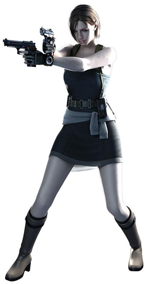 14º - Jill Valentine - Resident Evil 3