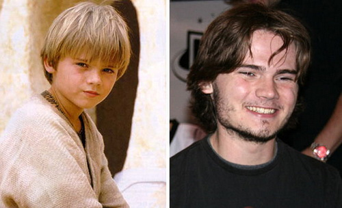 Jake Lloyd, o pequeno Anakin Skywalker, hoje!