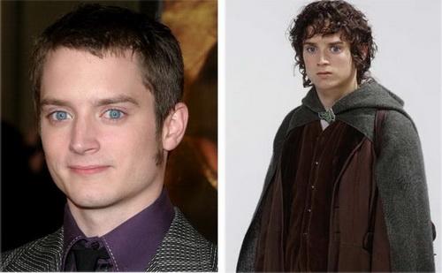 Elijah Wood e Frodo