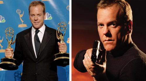 Kiefer Sutherland e Jack Bauer