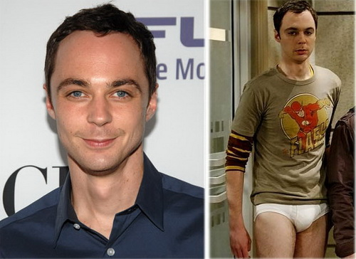 Jim Parsons e Sheldon