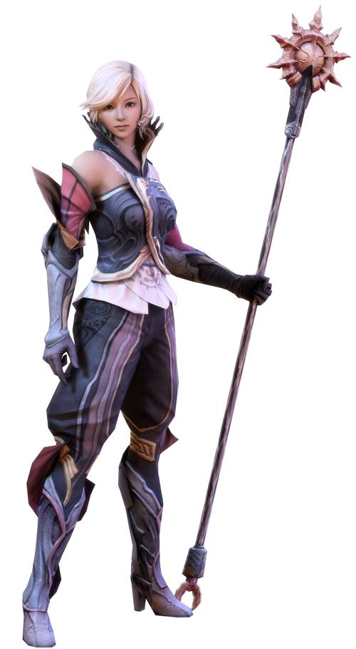 aion mage Top 20 personagens femininas mais bonitas dos games   2ª edição