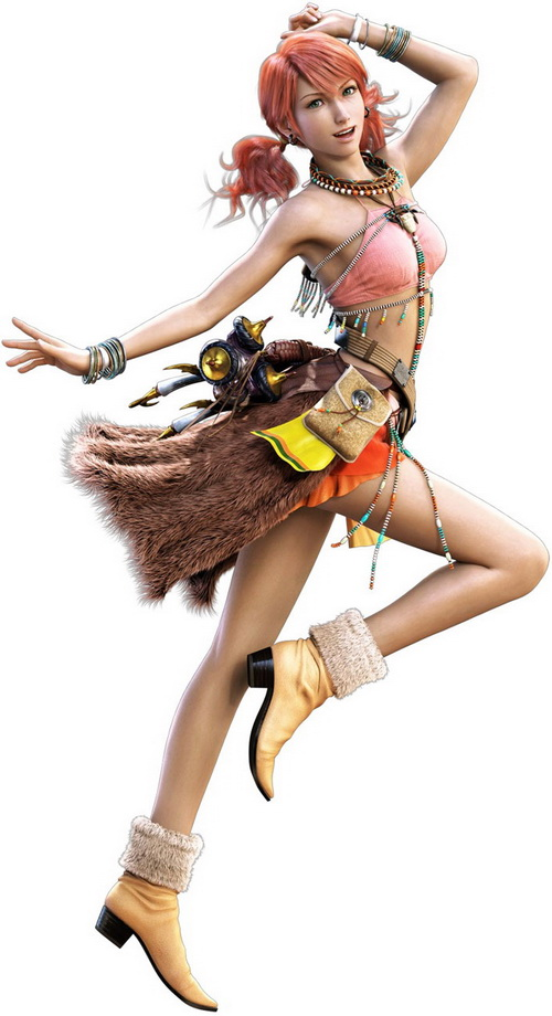 ff13 oerba Top 20 personagens femininas mais bonitas dos games   2ª edição