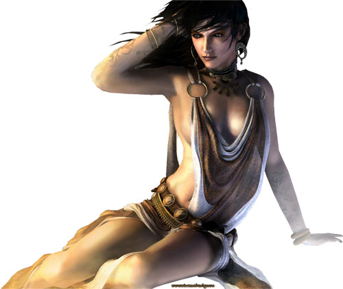 Kaileena - Prince of Persia: The Two Thrones
