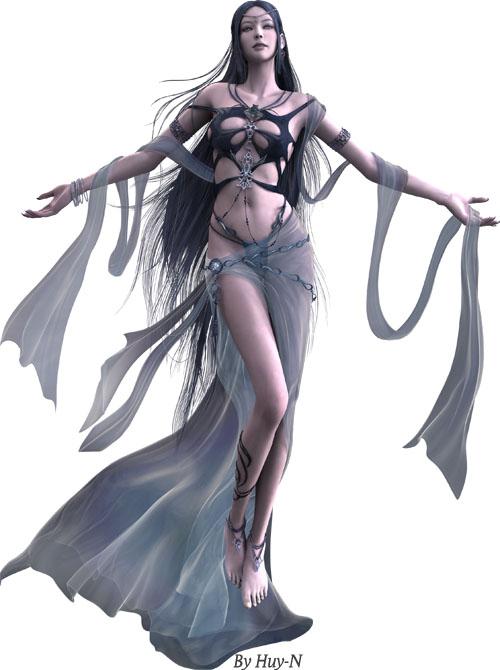 Deusa Darkness - Shaiya