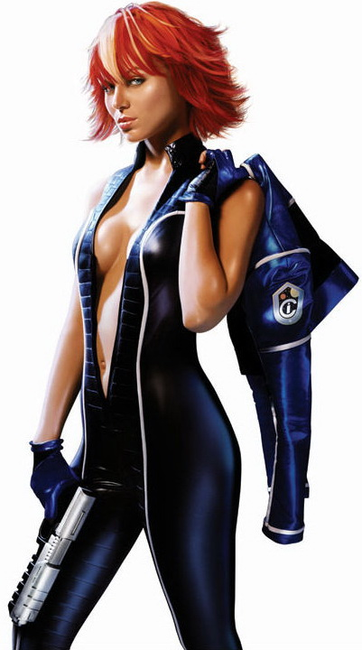Joanna Dark – Perfect Dark Zero