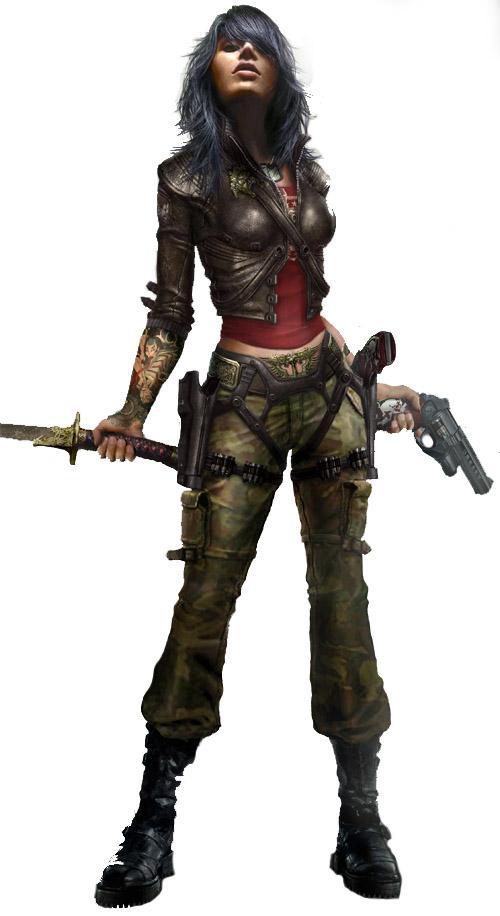 rubi wet Top 20 personagens femininas mais bonitas dos games   2ª edição