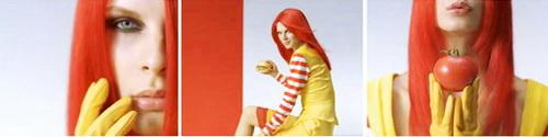 Comercial japonês do McDonald's tem versão feminina de Ronald McDonald