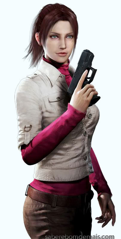 Claire Redfield - Resident Evil Degenaration