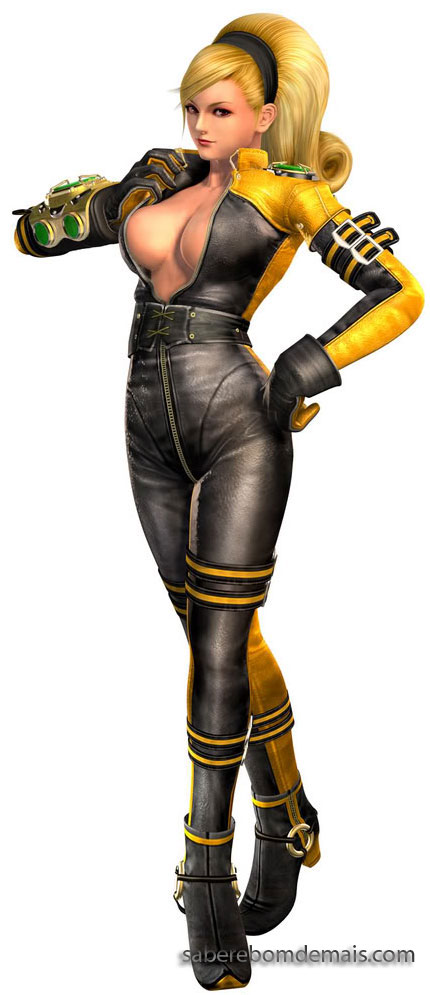 Lien Neville - King of Fighters: Maximum Impact