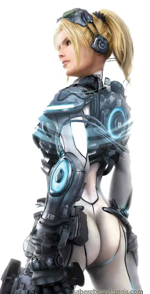 "November Annabella ""Nova"" Terra (Agente 12-862) - Starcraft 2:Wings of Liberty"