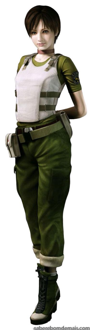 Rebecca Chambers - Resident Evil 0