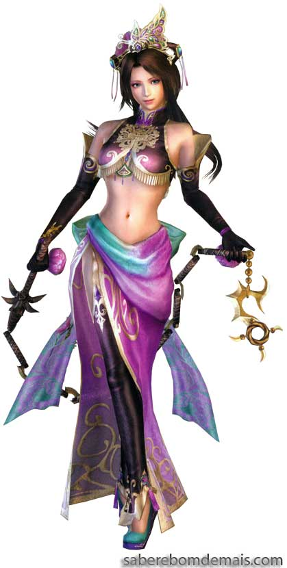 Diao Chan - Dynasty Warriors 6