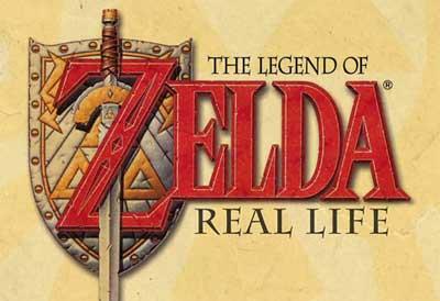 The Legend of Zelda Real Life