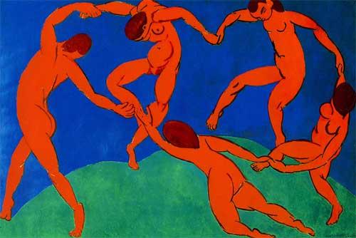 Dance II, 1909-10 - Henri Matisse