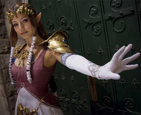 O melhor cosplay da Princesa Zelda de todos os tempos!!