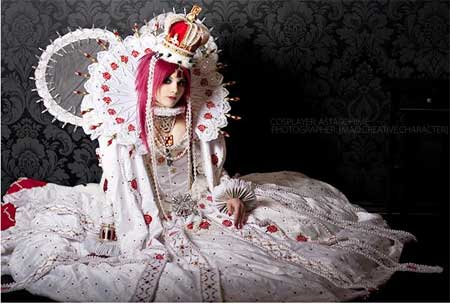 Esther - Trinity Blood