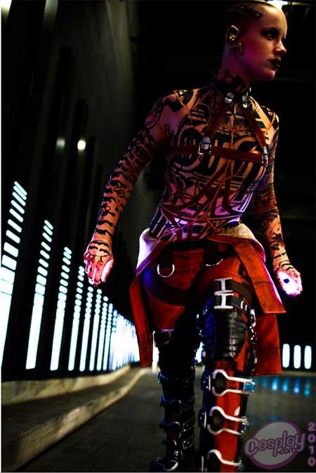 Jack - Mass Effect 2