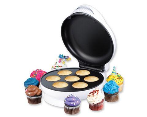 Quer ganhar uma máquina de cupcake na moleza?