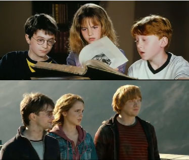 Harry Potter - 10 anos