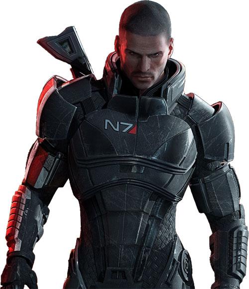 Shepard – Mass Effect 3
