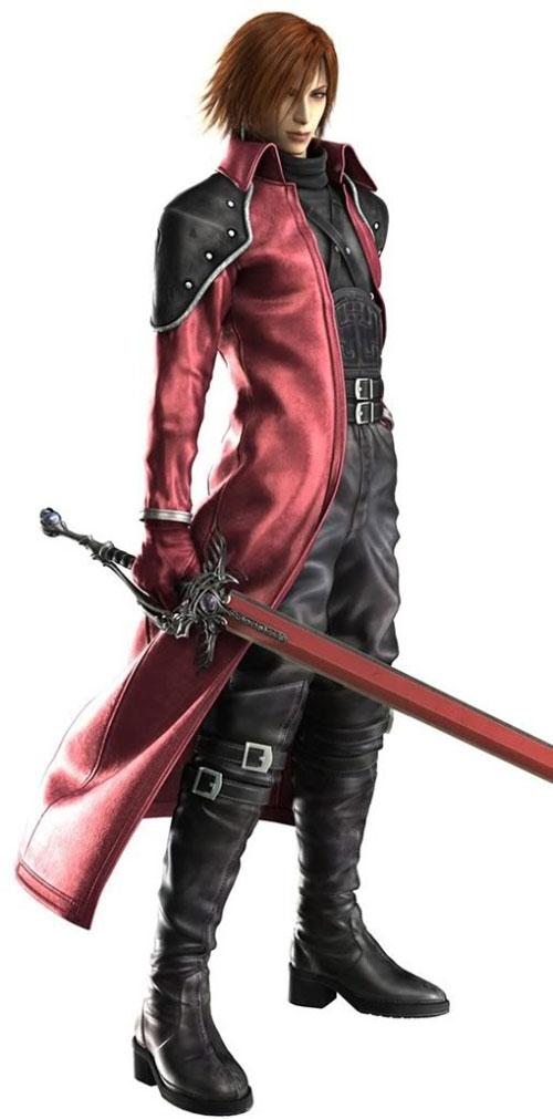 Genesis Rhapsodos - Final Fantasy VII Crisis Core
