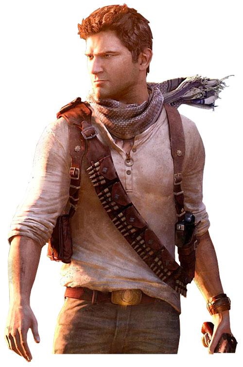 Nathan Drake - Uncharted 3: Drake's Deception