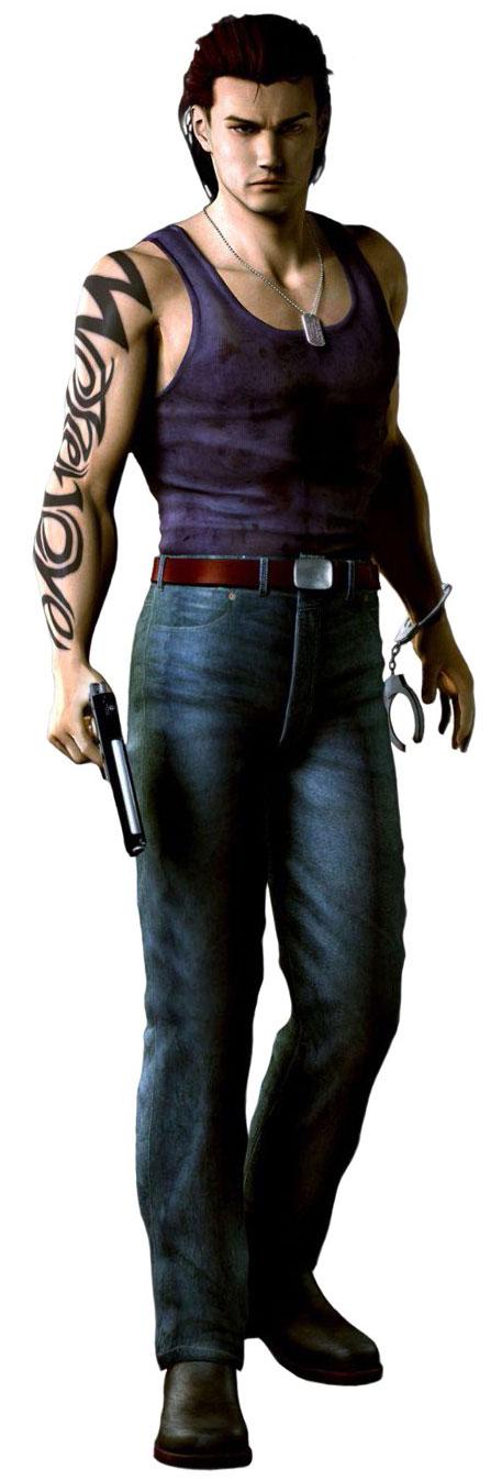 Billy Coen - Resident Evil Zero