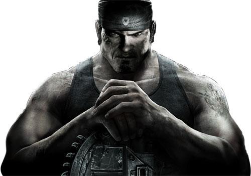 Marcus Fenix - Gears of War 3