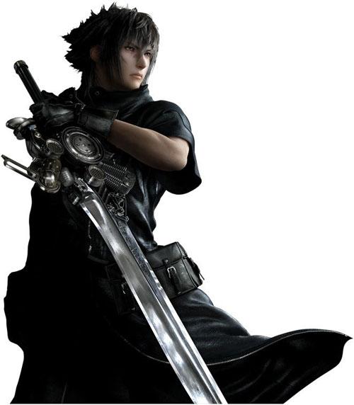 Noctis Lucis Caelum - Final Fantasy Versus XIII