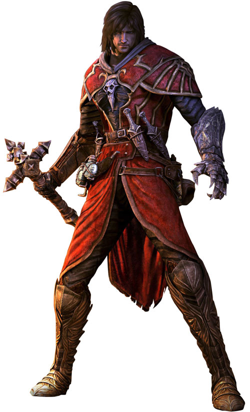 Gabriel Belmont - Castlevania: Lords of Shadow
