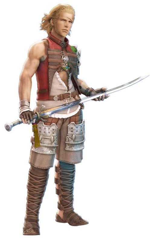 Basch - Final Fantasy XII