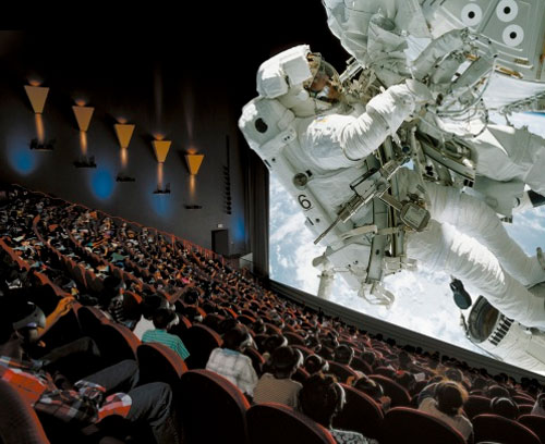 imaxhubble3d IMAX   no morra sem conhecer!