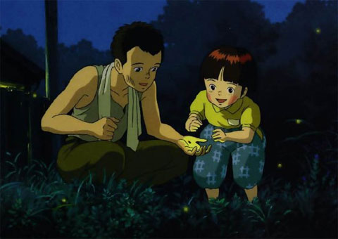 Grave of the Fireflies (Túmulo de Vagalumes)