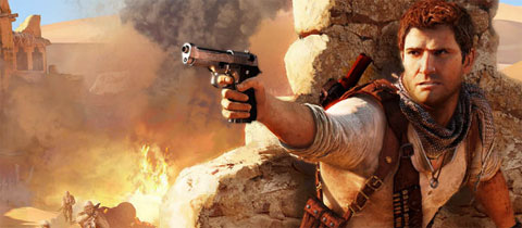 uncharted3 Trailer final de Uncharted 3 e nota 10 no IGN!
